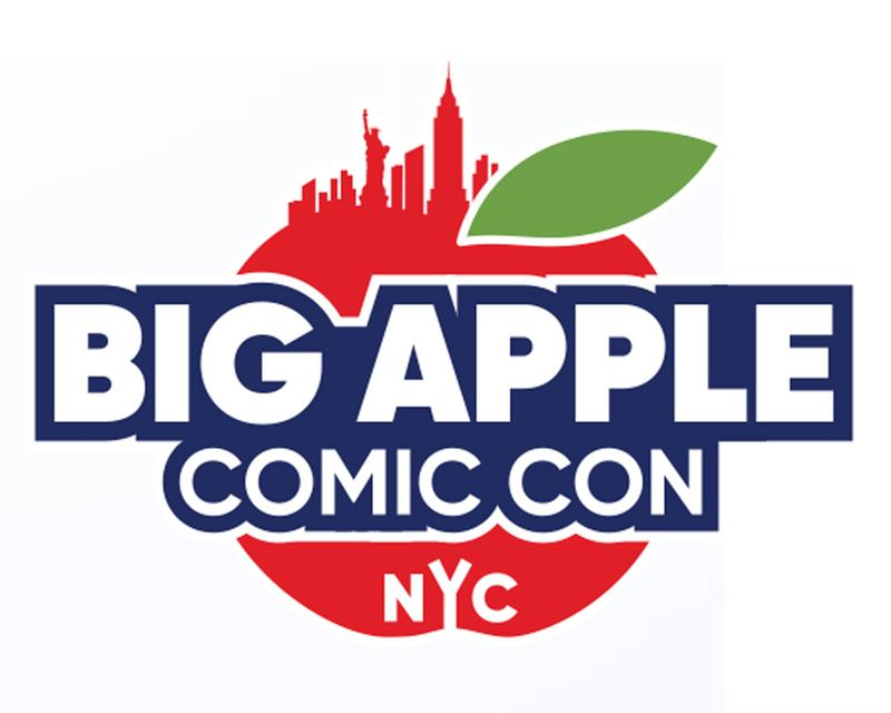 Big Apple Comic Con March 11-12, 2017