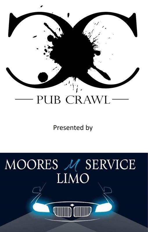 Early Bird Pub Crawl - Adult 21+ ***Pre-Launch***