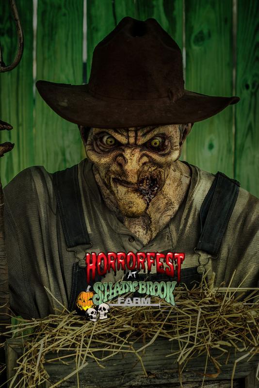 HorrorFest at Shady Brook Farm