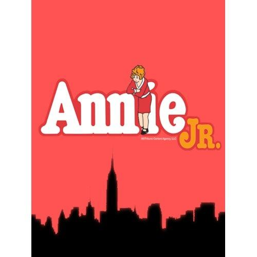 Annie Jr. at EARThS Magnet School
