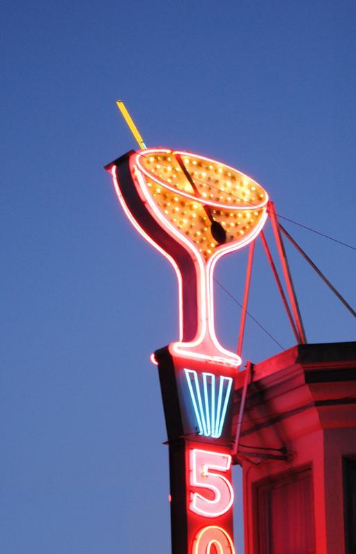 SF Neon Market-Mission-Castro 4/28
