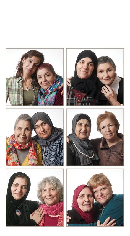 Sisterhood of Pain, Sisterhood of Hope