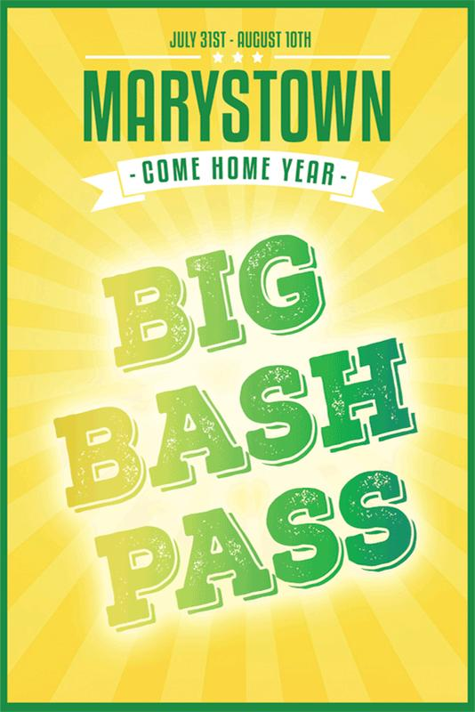 Big Bash Pass
