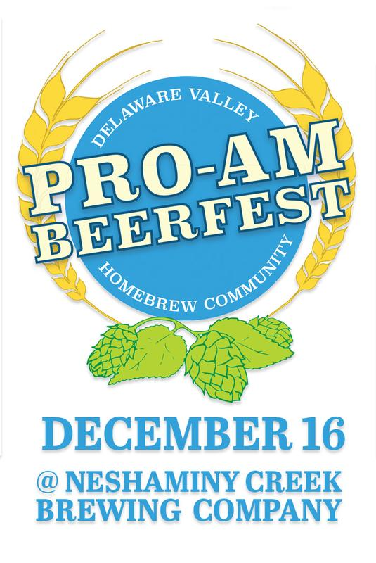 Delaware Valley Homebrew Community Pro-Am Beerfest