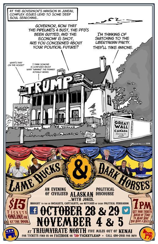 Lame Ducks & Dark Horses