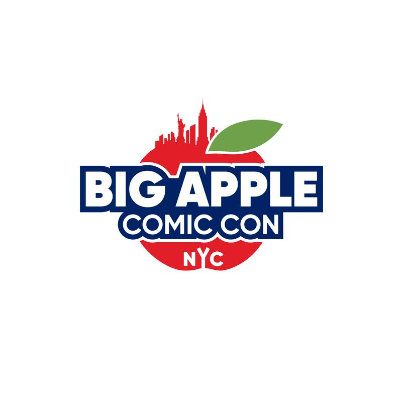 BIG APPLE COMIC CON MARCH 2019