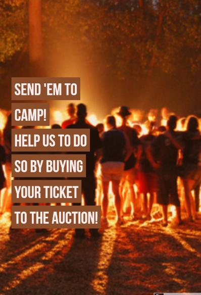 Royal Family Kids Camp of SUMC Auction 2019
