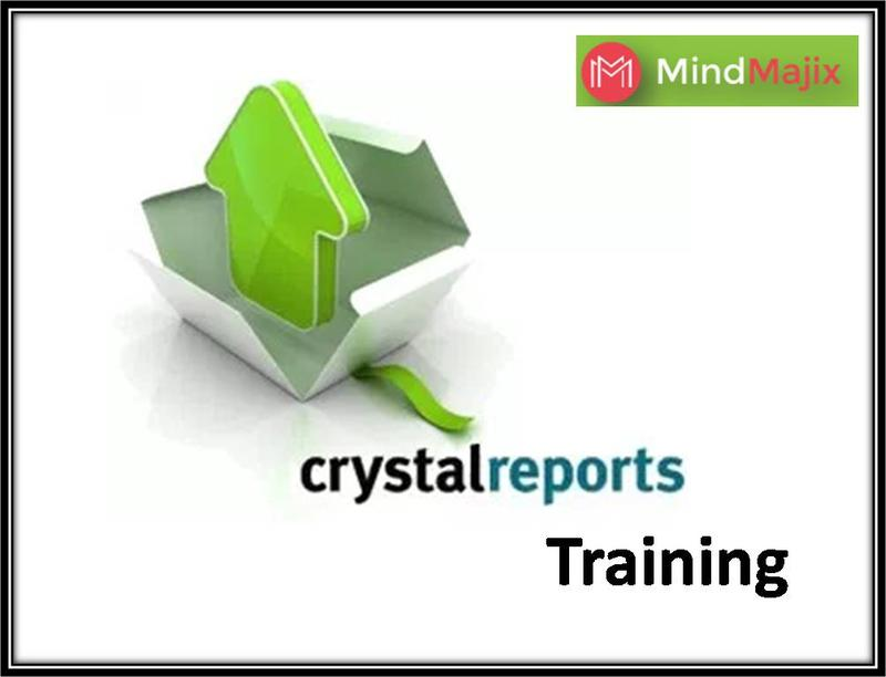 Learn Crystal Reports Training by Real time Experts