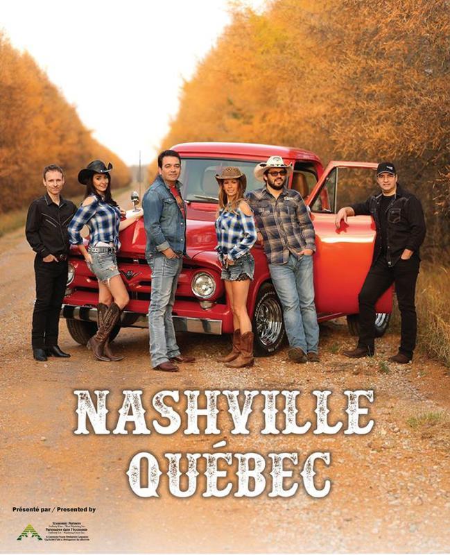 Nashville Québec - Country