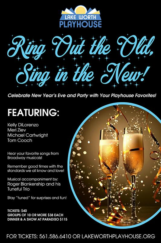 CONCERT-NEW YEAR'S EVE - Ring Out the Old, Sing in the New!