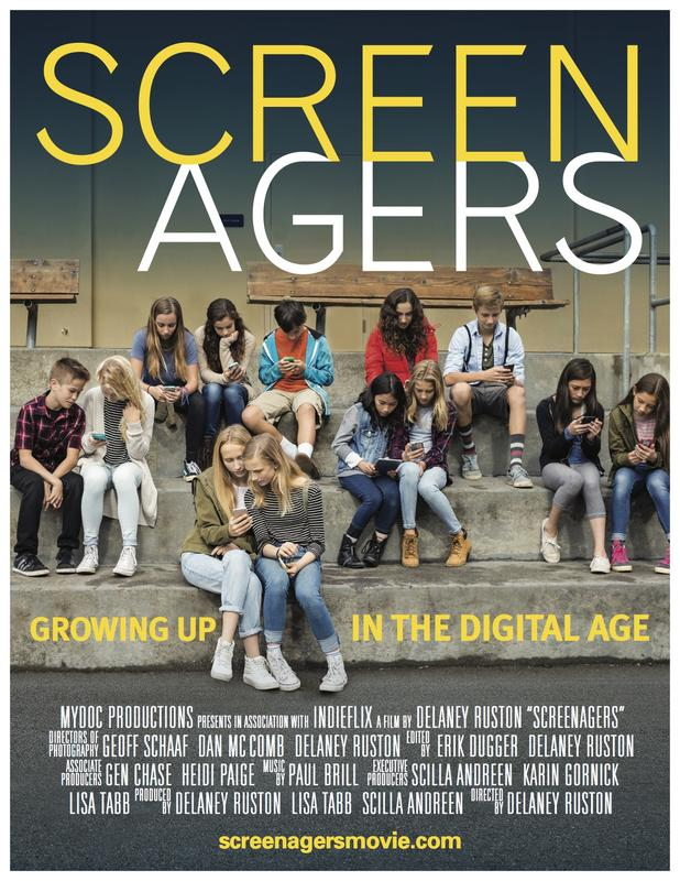 FCCPTA Meeting and Screenagers Viewing