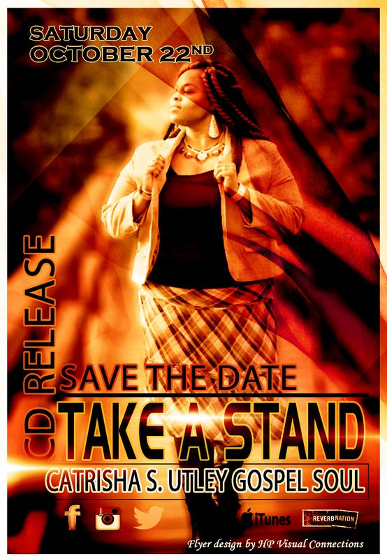 TAKE A STAND CD Release Pre-Orders