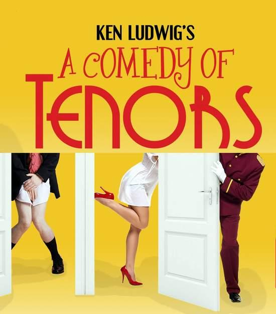 """A Comedy of Tenors"" - Ken Ludwig's Hilarious sequel to Lend Me A Tenor at All An Act Theatre"