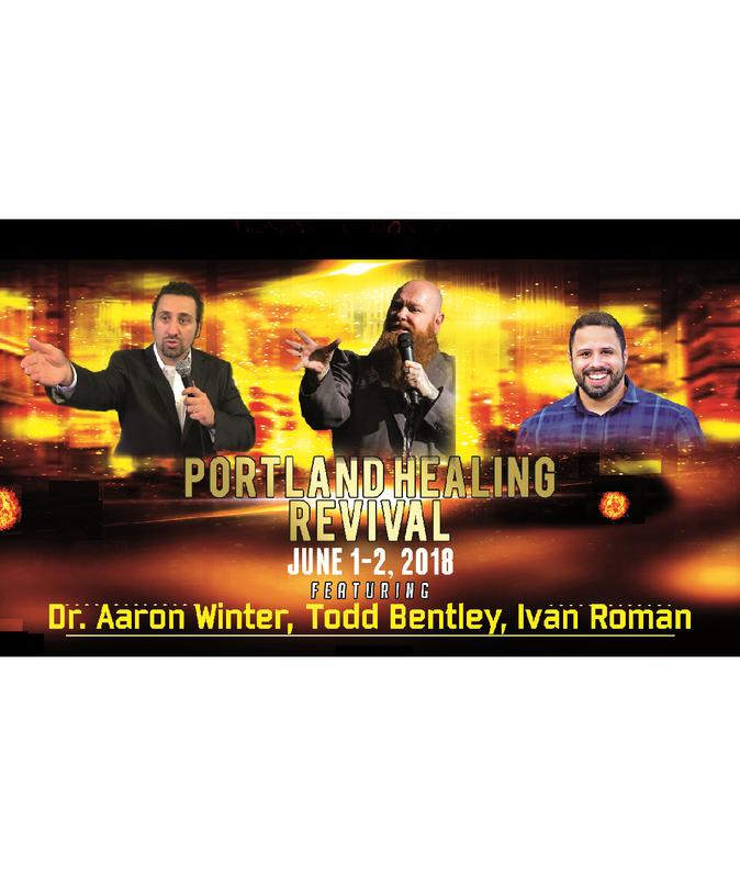 Portland Healing Revival
