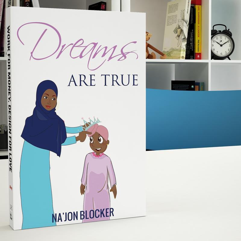 Dreams Are True Book Launch Party