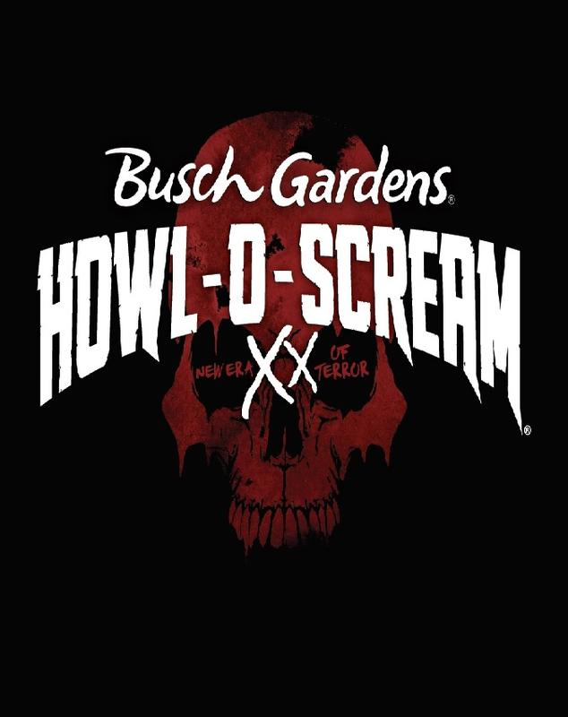 Busch Gardens Williamsburg Howl-O-Scream Auditions REGISTRATION ENDS 6/15