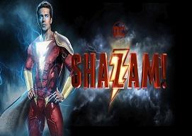 SHAZAM / THE CURSE OF La LLORONA