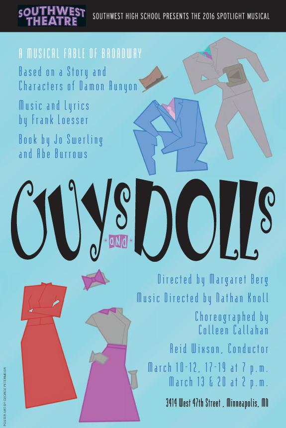 Guys and Dolls Tickets in Minneapolis, MN, United States