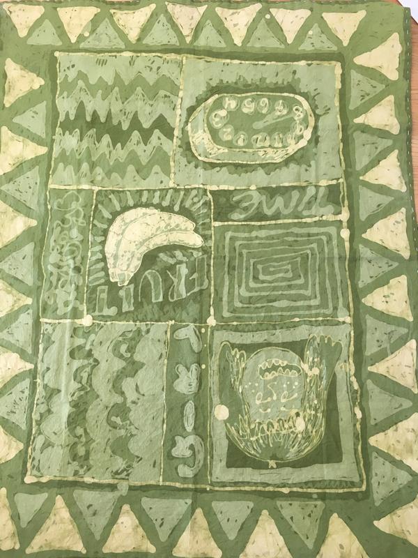 Batik Napkins / FULL