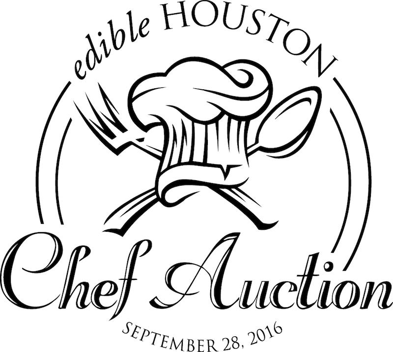 Edible Houston Chef Auction