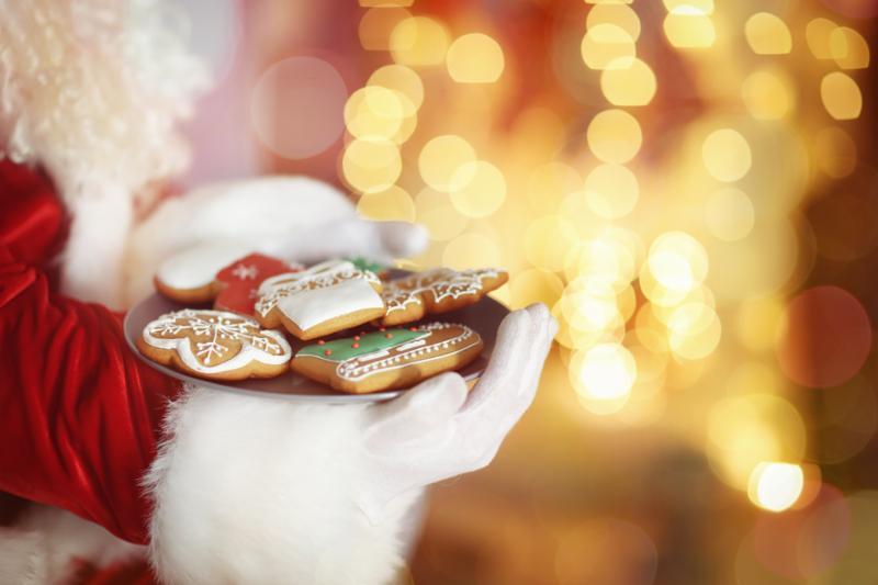 2017 Cookies for Santa
