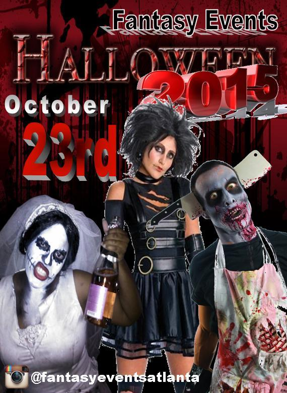 College Park (GA) United States  city images : Halloween 2015 Tickets in College Park, GA, United States