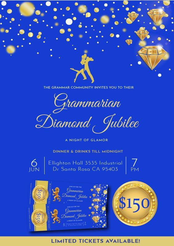 GRAMMARIAN DIAMOND JUBILEE