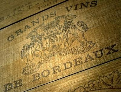 Classified Growth Bordeaux Dinner
