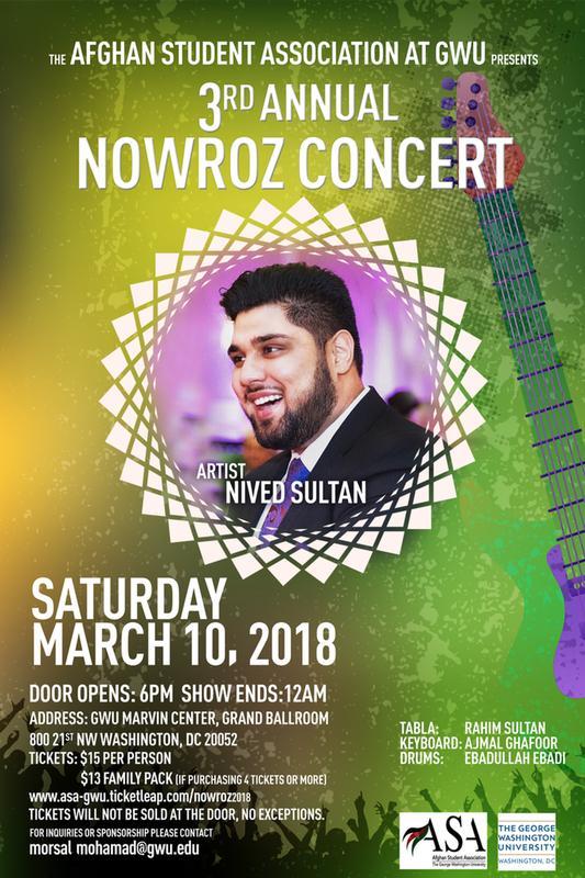 3rd Annual Nowroz Celebration
