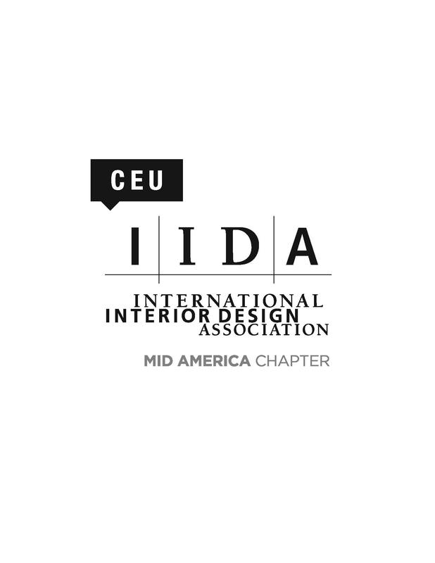 IIDA Wichita | CEU | Introduction to Natural Stone Design