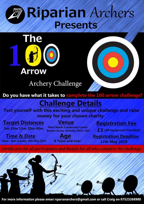 100 arrow challenge