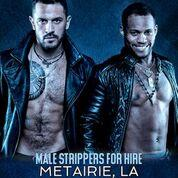 Hire a Male Stripper Metairie, LA - Private Party Male Strippers for Hire Multiple Events
