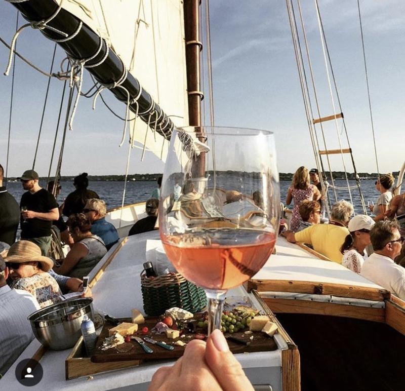 National Rosè Day Sip & Sail Party