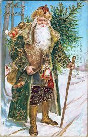 SOLD OUT: Art History Lecture - Visual History of Santa Claus