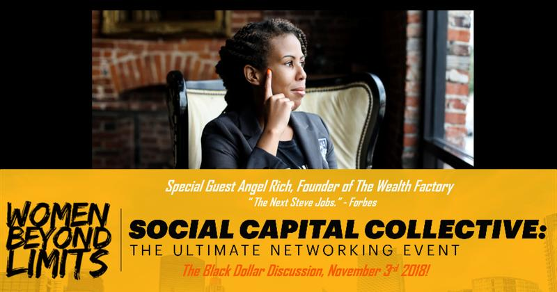 Social Capital Collective: The Black Dollar Discussion