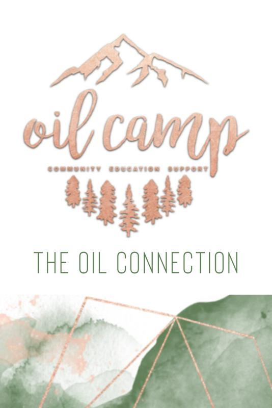 Oil Camp with The Oil Connection (Self-Paced)