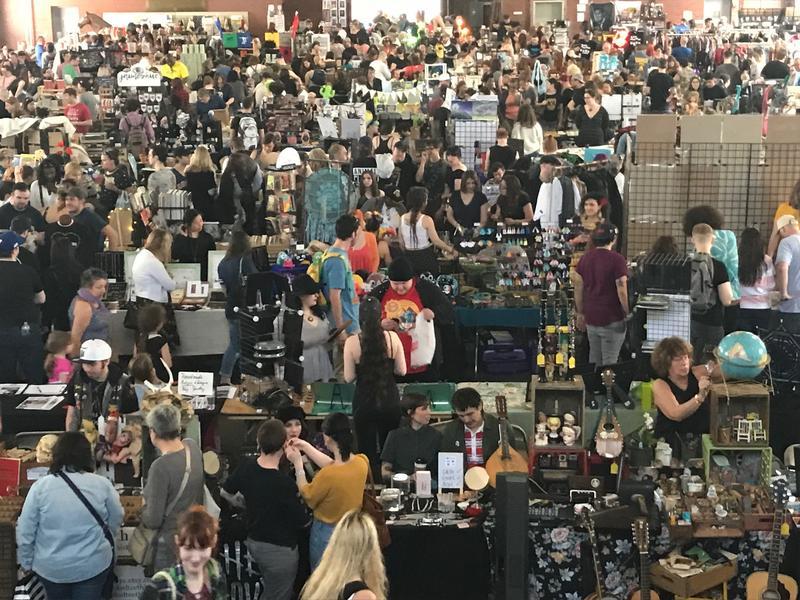 Philly Punk Rock Flea Market- Fall 2018 ***FOR VENDORS***
