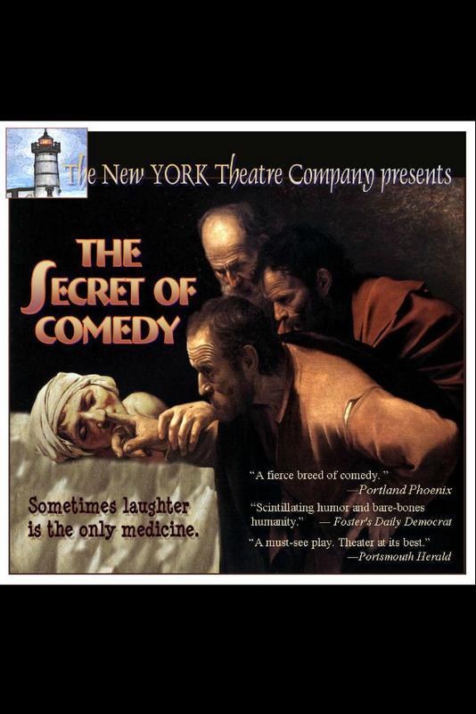 The Secret of Comedy