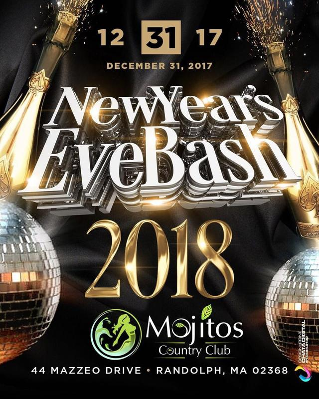New Year's Eve Bash 2018!