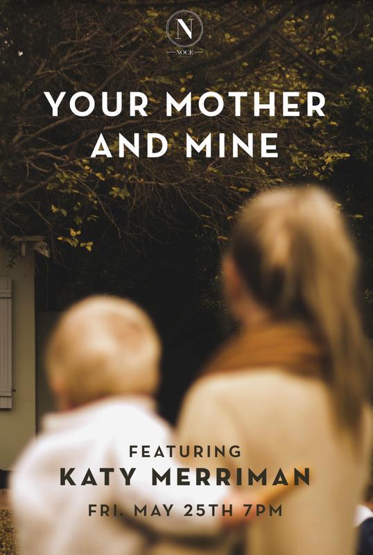 Your Mother & Mine: Katy Merriman Sings