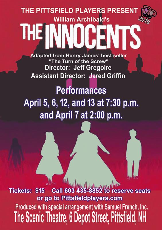 Pittsfield Players Tickets
