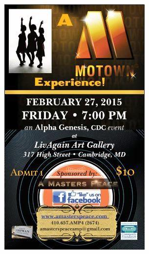 A Motown Experience