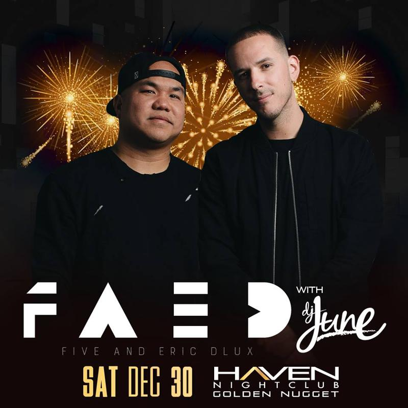 FAED @ Haven Nightclub AC Saturday December 30th