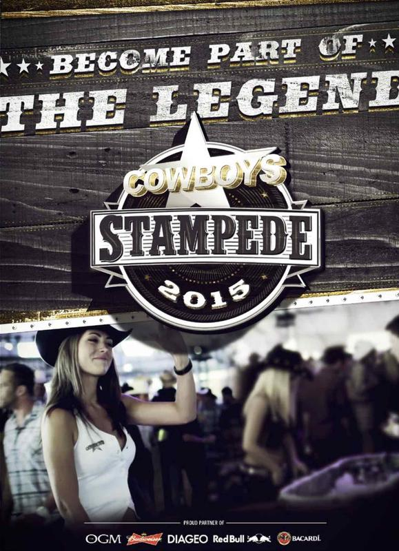 Stampede 2015 - Thursday July 9th