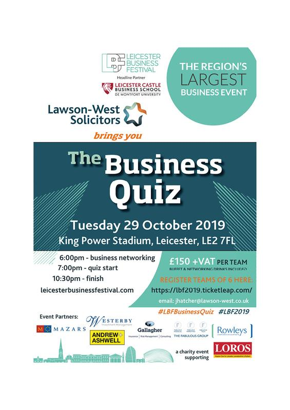 The Business Quiz