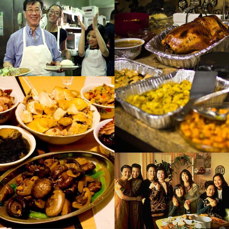 Asian Thanksgiving - Giving Thanks For Senior Service