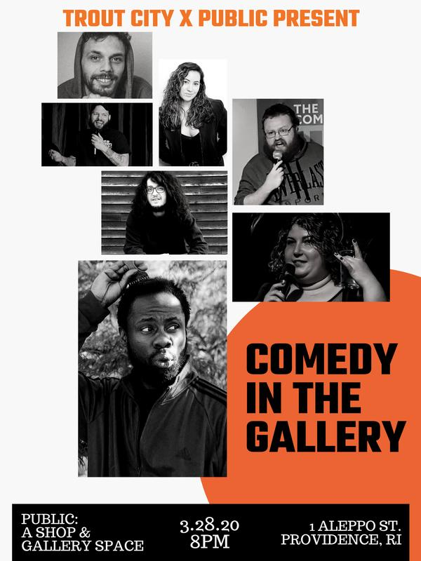 Comedy in the Gallery