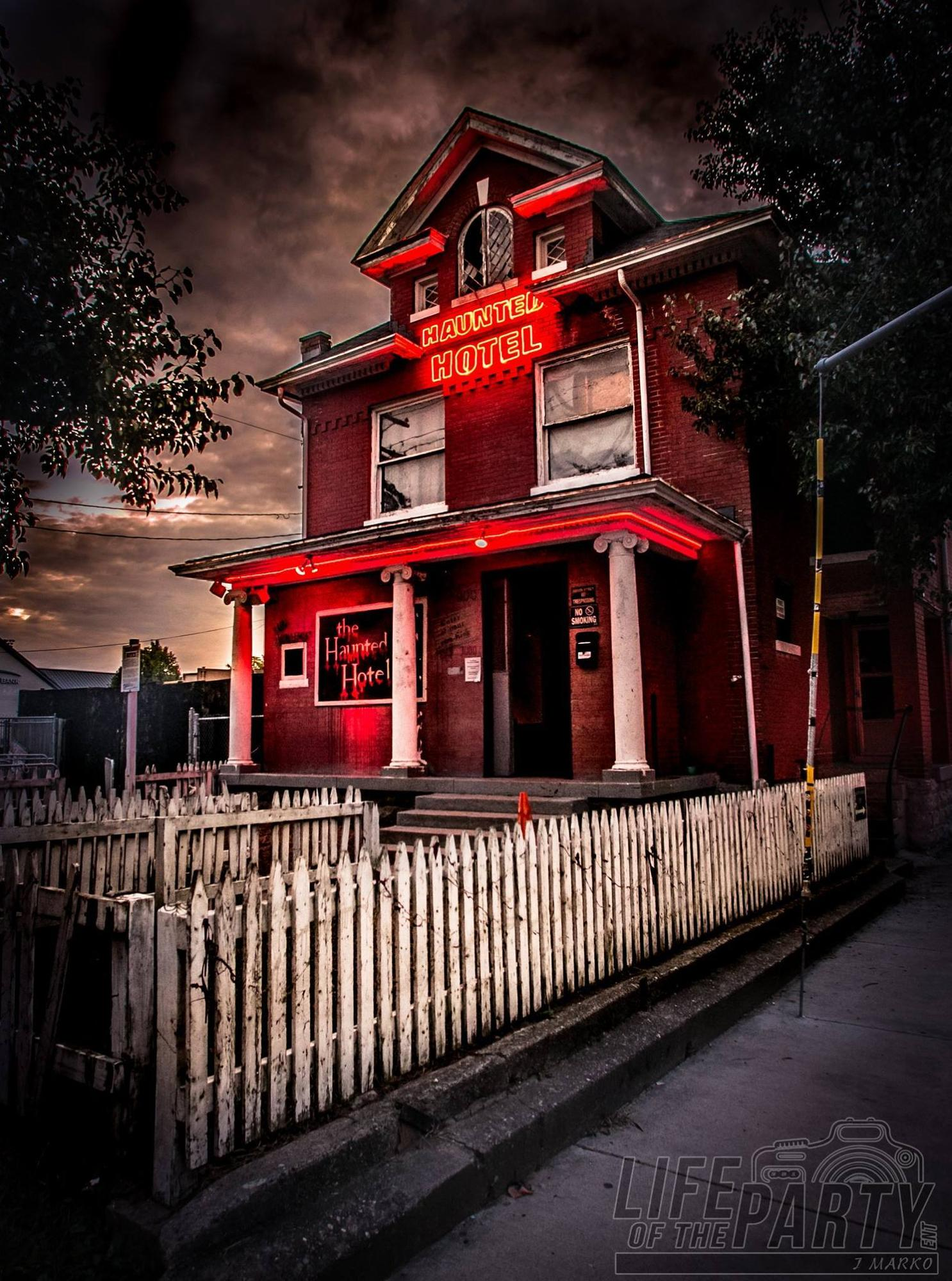 The Haunted Hotel - Kentucky's Scariest Haunted House ...