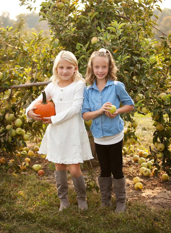 2018 Apple + Pumpkin Combo Picking School Tour - VERSAILLES, KY FARM - Pay at the Gate
