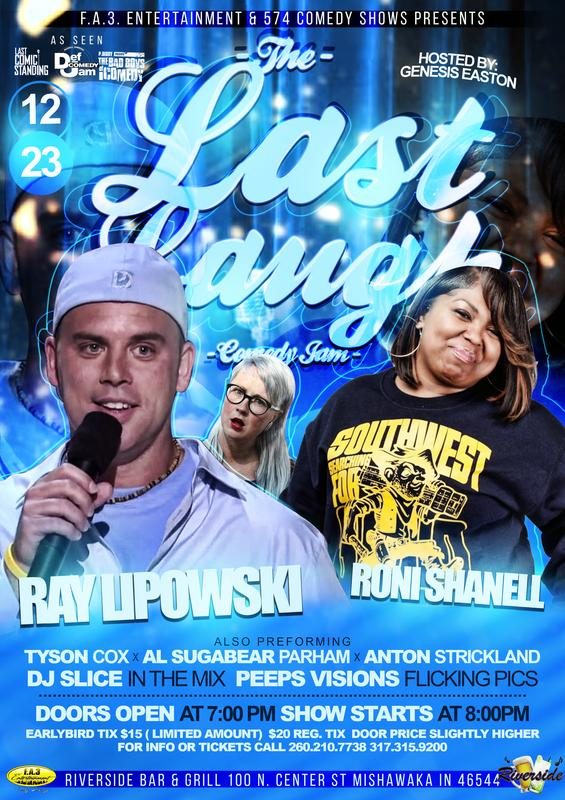 The Last Laugh Comedy Jam